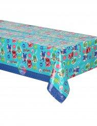 Pyjamasankarit™ - turkoosi pöytäliina 120 x 180cm