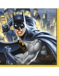 16 Batman™ servettiä 33 x 33 cm