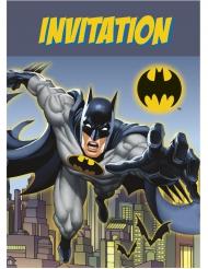 8 Batman™ kutsukorttia