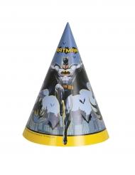 8 Batman™ juhlahattua
