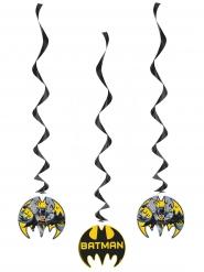 3 Batman™ ripustettavaa kierrekoristetta