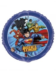 Justice League™ -alumiinipallo 45 cm