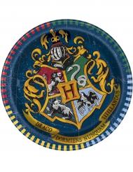 Kahdeksan Harry Potter™-paperilautasta 18cm