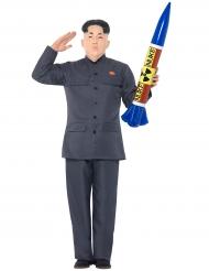 Korealaisdiktaattori -naamiaisasu aikuisille
