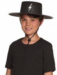Mustan naamiosankarin hattu aikuiselle