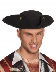Musta merirosvon hattu aikuiselle