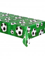 Jalkapallo-pöytäliina 120 x 180 cm