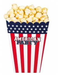 American party- popcorn tarjoiluastia