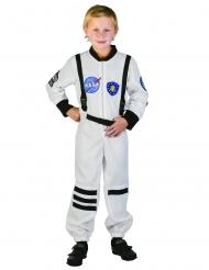 Pieni astronautti -naamiaisasu lapsille