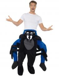 Carry Me Hämähäkki-naamiaisasu aikuisille