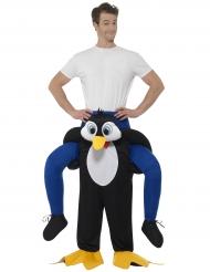Carry Me Pingviini-naamiaisasu aikuisille