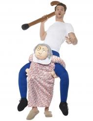 Carry Me Mummo! -naamiaisasu aikuiselle