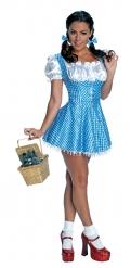 Ihmemaa Oz ™ Dorothy -naamiaisasu aikuisille