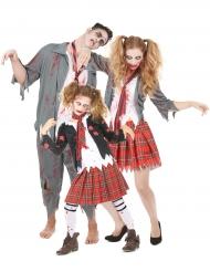 Zombieperhe - Halloween asut