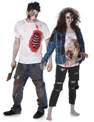 Zobiepari - aikuisten Halloween pariasu