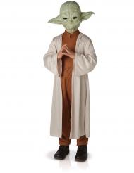 Star Wars™ Yoda Deluxe -naamiaisasu lapsille
