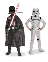 Star Wars™ Darth Vader ja Stormtrooper -asusetti lapsille