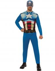 Captain America™ -naamiaisasu aikuisille