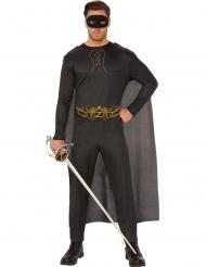 Zorro™-naamiaisasu aikuisille