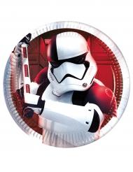 Star Wars VIII™ -paperilautaset 8 kpl 20 cm