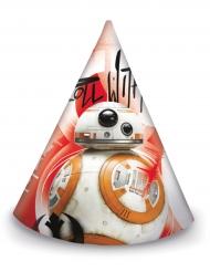 Star Wars VIII -juhlahatut 6 kpl