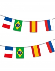 Lippusiima 32 maan lipulla