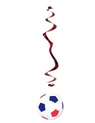 Spiraaliköynnös jalkapallolla 6 kpl