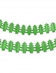 Vihreä kuusi- paperiköynnös 4,5 m