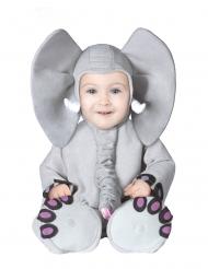 Elefanttivauva naamiaisasu lapsille