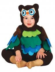 Pieni Pöllö -naamiaisasu lapselle