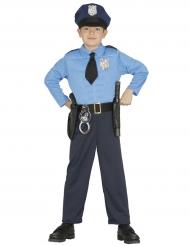 Lihaksikkaan poliisin naamiaisasu pojalle