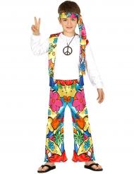 Hippi-naamiaisasu lapselle