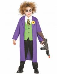 Jokerin naamiaisasu lapselle
