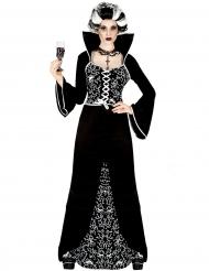 Barokkiaaveen halloween-asu naiselle