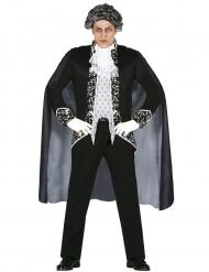 Barokkiaaveen naamiaisasu miehelle halloween