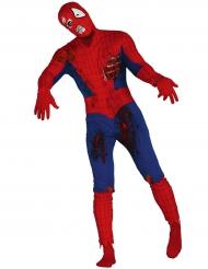 Hämähäkkimies/zombin naamiaisasu aikuiselle halloween