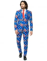 Mr. Captain America™ Opposuits-puku miehelle