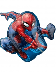 Spiderman™-alumiininen ilmapallo 43 x 73 cm