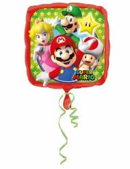 Mario Bros™- alumiininen ilmapallo 43 x 43 cm