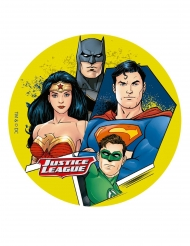 Justice League™ -kakkukuva 16cm