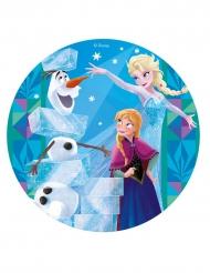 Frozen™ -kakkukuva talvi 20cm