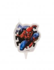 Spiderman -kakkukynttilä 7,5cm