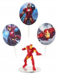 Iron Man™ -kakkukoristeet