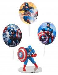 Captain America™ -kakkukoristeet