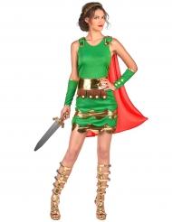 Roomalainen sotilas -naamiaisasu aikuisille