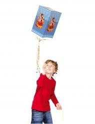 Joustava ritari-piñata pojalle