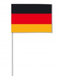 Saksan lippu 14 x 21 cm