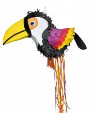 Trooppinen piñata tukaani 52 x 22 x 32 cm