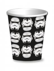 Stormtroopers™-paperimukit 8 kpl