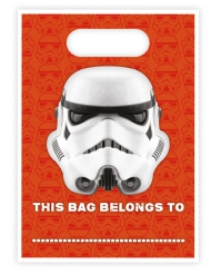Stormtrooper™-lahjakassit 6 kpl